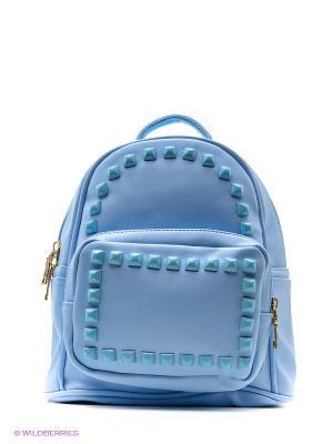 Рюкзак женский Malvinas. Цвет: голубой