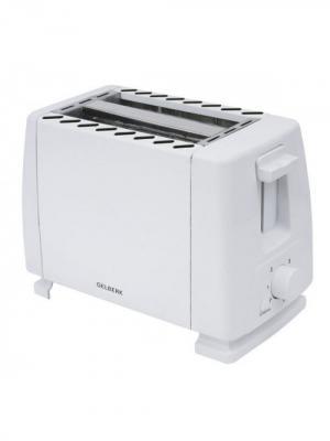 Тостер электрический Gelberk. Цвет: белый