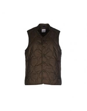 Куртка TS(S). Цвет: зеленый-милитари