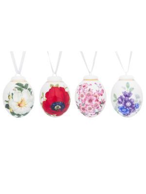 Пасхальный набор Цветы Elan Gallery. Цвет: розовый, зеленый, красный