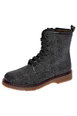 Ботинки Ciao Bimbi. Цвет: серебряный (big)