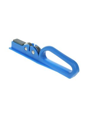Точилка для ножей Migura. Цвет: синий, серебристый