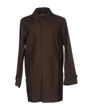 Легкое пальто SEALUP. Цвет: коричневый