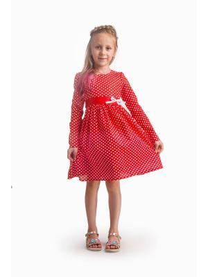 Платье Детство L&K