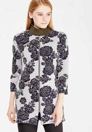 Пальто Miss & Missis. Цвет: серый