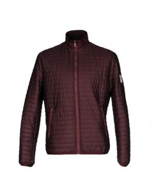 Куртка ROBERTO PEPE. Цвет: баклажанный