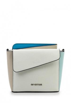 Сумка Cromia. Цвет: белый