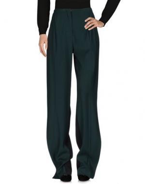 Повседневные брюки CEDRIC CHARLIER. Цвет: темно-зеленый