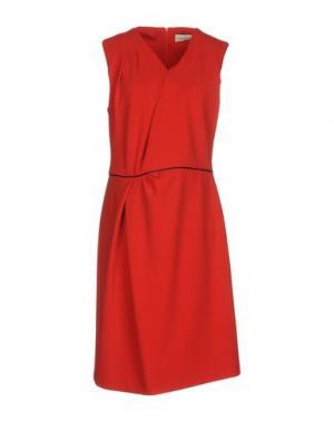 Короткое платье CORTE dei GONZAGA. Цвет: красный