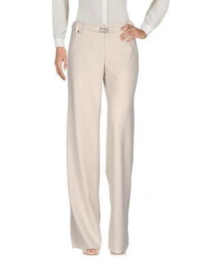 Повседневные брюки BARBARA BUI. Цвет: светло-серый