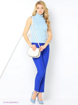 Кофточка RUXARA. Цвет: голубой