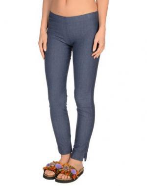 Пляжные брюки и шорты FISICO. Цвет: темно-синий