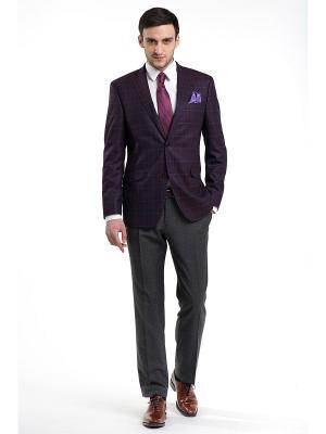 Пиджак Troy collezione. Цвет: темно-фиолетовый