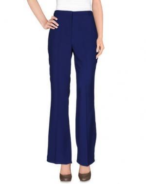 Повседневные брюки HANITA. Цвет: синий