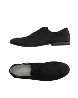 Обувь на шнурках GENTRYPORTOFINO. Цвет: темно-синий