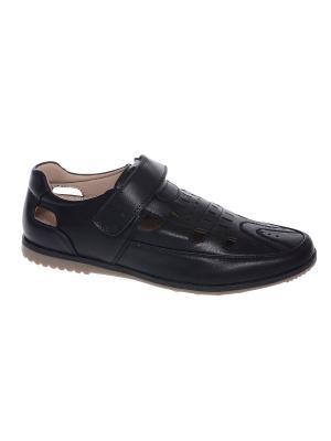 Ботинки Tom&Miki. Цвет: черный