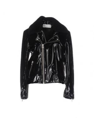 Куртка WANDA NYLON. Цвет: черный