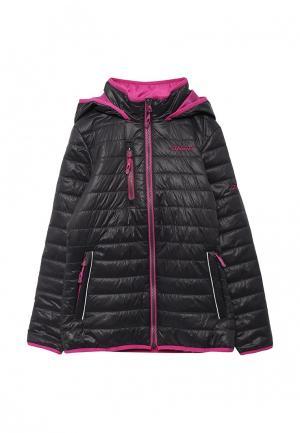 Куртка утепленная Gusti. Цвет: серый