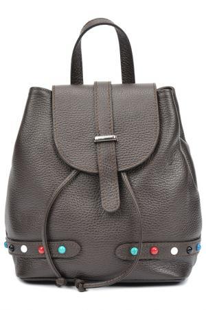 Backpack Isabella Rhea. Цвет: brown