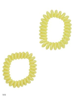 Резинки Bizon. Цвет: желтый
