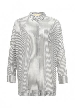 Рубашка Weekend Max Mara. Цвет: серый