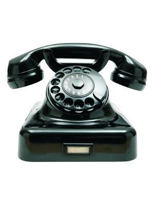 Наклейки 42Х32 см Телефон JJA. Цвет: черный