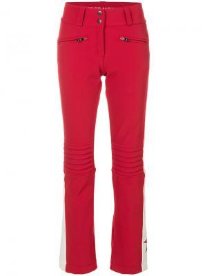 Лыжные брюки Gt Perfect Moment. Цвет: красный