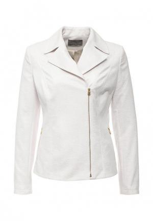Куртка Elena Shipilova. Цвет: белый