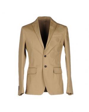 Пиджак DSQUARED2. Цвет: песочный