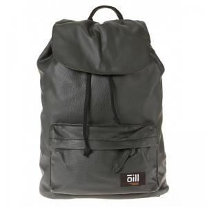 Рюкзак  Bio Carl Oill. Цвет: черный