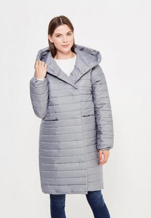 Куртка утепленная Imocean. Цвет: серый