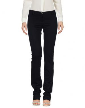 Повседневные брюки CRISTINAEFFE. Цвет: черный