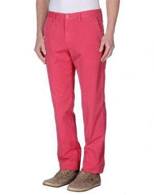 Повседневные брюки JOHNNY LAMBS. Цвет: пурпурный