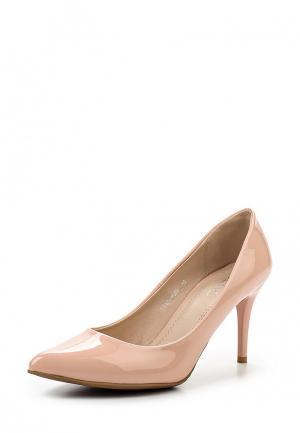 Туфли Gene. Цвет: розовый