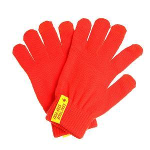 Перчатки  Touch Gloves Orange TrueSpin. Цвет: оранжевый