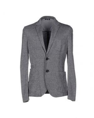 Пиджак S_D SIDE. Цвет: серый