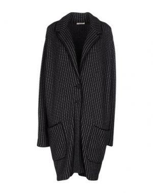 Легкое пальто DEVOTION. Цвет: черный