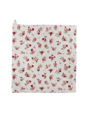 Набор полотенец,3штуки Fresca Design. Цвет: красный, белый