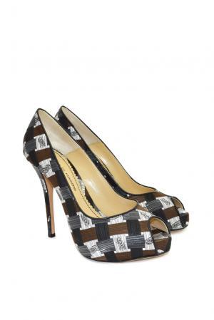 Туфли PO-191497 Gerardina Di Maggio. Цвет: разноцветный