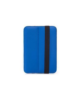 Универсальный чехол-книга для планшета 8 VERSADO. Цвет: синий