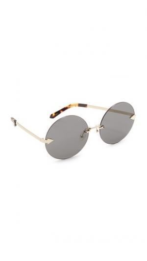Солнцезащитные очки Disco Circus Karen Walker