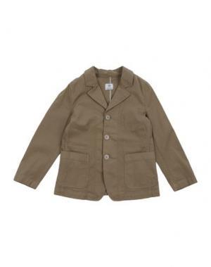 Пиджак MAURO GRIFONI KIDS. Цвет: хаки