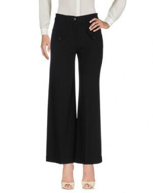 Повседневные брюки KATIA G.. Цвет: черный