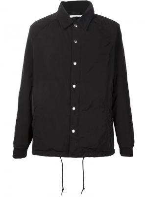 Куртка Coach 321. Цвет: чёрный