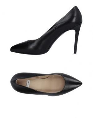 Туфли NATAN. Цвет: черный