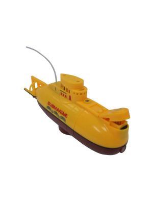 Подводная лодка Blue Sea. Цвет: желтый
