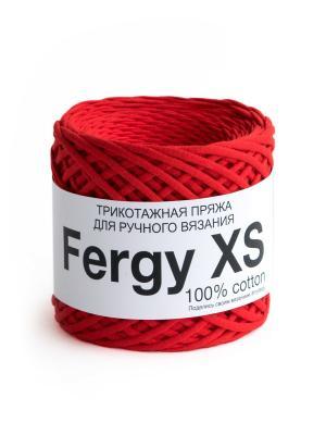 Пряжа Fergy XS. Цвет: красный