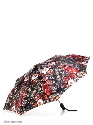 Зонт Stilla s.r.l.. Цвет: черный, красный, серый