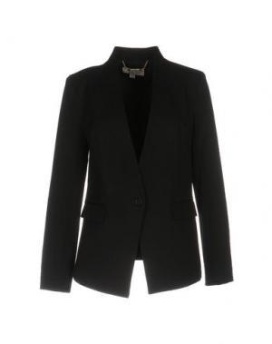Пиджак MICHAEL KORS. Цвет: черный