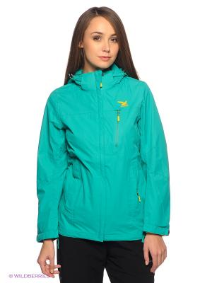 Куртка Salewa. Цвет: бирюзовый